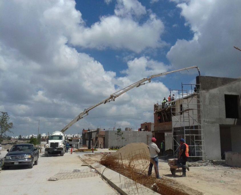 concreto premezclado residencial