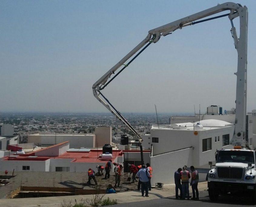 concreto premezclado para casas mexico