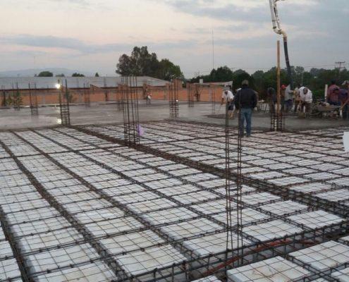 concreto premezclado para plazas