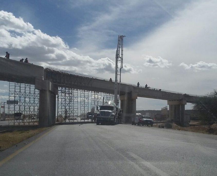 puente concreto premezclado san luis potosi